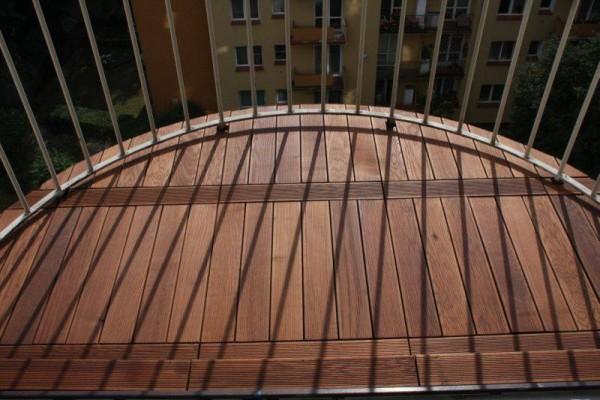Puidust moodulpõrand - hea valik rõdule, terrassile ja sauna - 11
