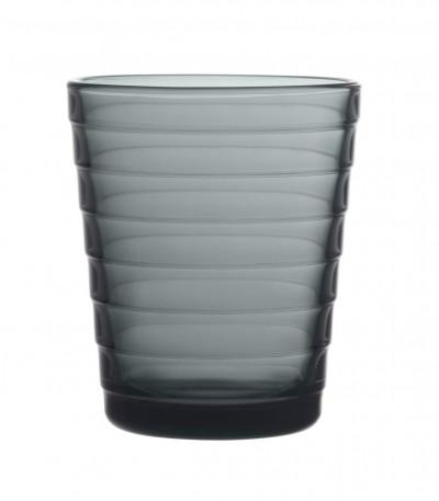 Pilt 6 - Iittala Aino Aalto klaas, tumehall 22cl ja 33cl
