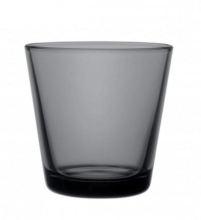 Pilt 12 - Iittala Kartio klaas, tumehall 21cl