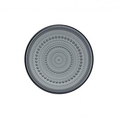 Pilt 10 - Iittala Kastehelmi taldrikud, tumehall 170mm 248mm ja 315mm