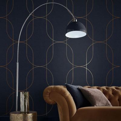Pilt 10 - Luksust lisab noobel metallik, mis avaldub eriti hästi elegantses geomeetrias.