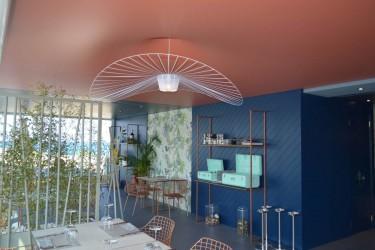 2 - Pingmaterjaliga saab luua kauneid erilahendusi lagedel ja seintele