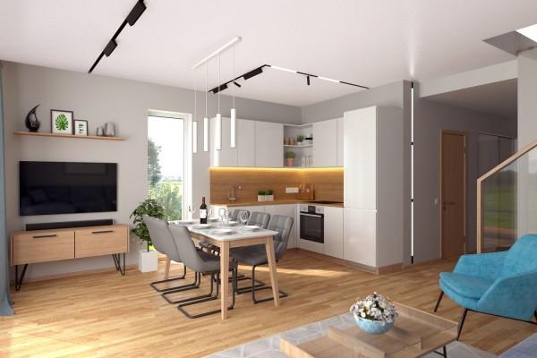 Easy Light valgusprofiil köögi laes 3D - 1