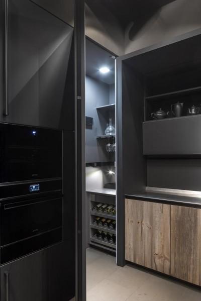 Sahver köögis kokkamise ja hoidiste tegemise fännile - Palazzo Interiors - 1