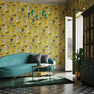 Pilt 7 - Anna kodule tervendav vitamiinisüst päikeselise julge kollasega