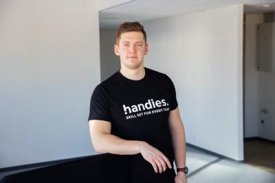 Pilt 2 - Handies CEO - Thomas Tammus Pilt - Kadri Purje