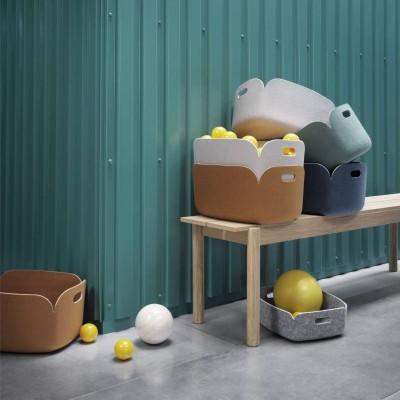 Pilt 8 - Vildist Restore säilituskorvid on valikus paljudes värvitoonides. Tootja: Muuto