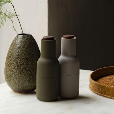 Pilt 2 - Ülipopulaarsed Bottle Grinder soola- ja pipraveskid on müügil kaheste komplektidena. Tootja: Menu