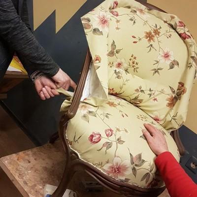 Pilt 4 - Mööbli restaureerimise ja mööbli valmistamise kursused