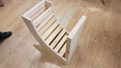 Pilt 5 - Puidust valmistatud mööbliese
