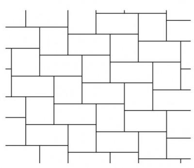 Kartano ristkülik ja betoonplaat ruut - 24