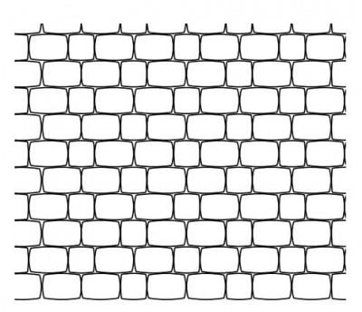 Klassiko sillutuskivi telliskivimüüri mustriga - 2 erisuuruses kivi - 11