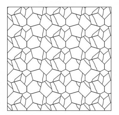 Luotokivi ladumismuster 1 - loodusliku paekiviplaadi imitatsioon - 14