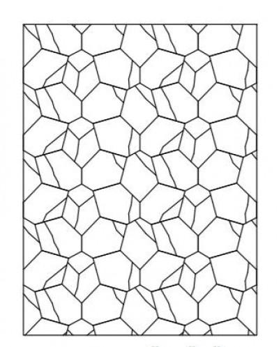 Luotokivi ladumismuster - loodusliku paekiviplaadi imitatsioon - 15