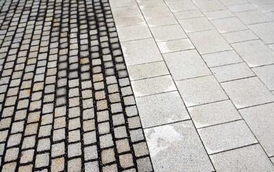 Kahe erineva tänavakivi kombineerimine - 5