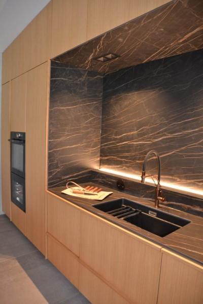 Köögimööbel - puit ja kivi imitatsioon - 7