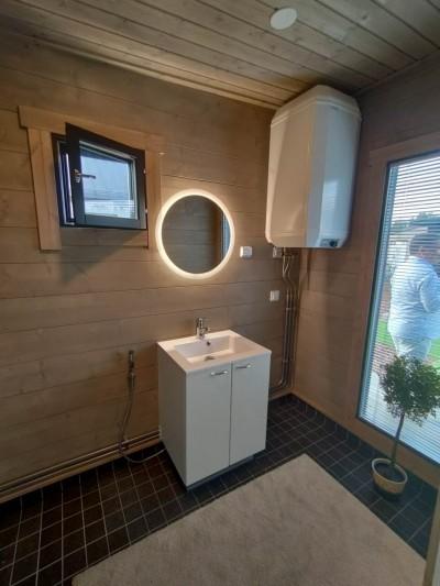 Minimaja vannituba - 4