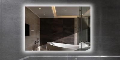 Vannitoa LED valgustusega peegel udueemaldusega - uudistoode! - 2