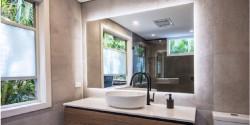 12 - Vannitoa LED valgustusega peegel udueemaldusega - uudistoode!