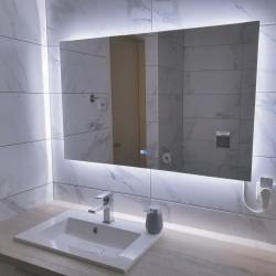 11 - Vannitoa LED valgustusega peegel udueemaldusega - uudistoode!