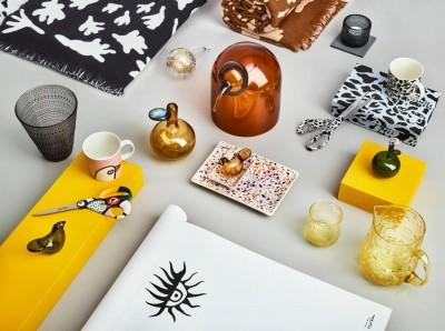 Iittala uus kollektsioon: Oivo Toikka avaldamata mustrid ja disainid - 4
