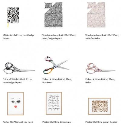 Iittala uus kollektsioon: Oivo Toikka avaldamata mustrid ja disainid - 1
