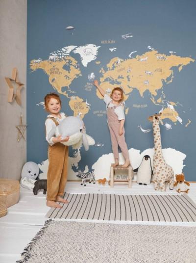 Laste pilttapeet Caselio - 18