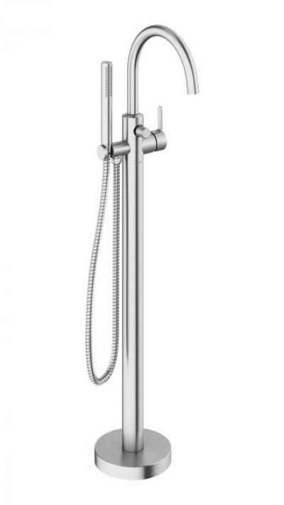 Teras viimistlusega eradiseisev vannisegisti - Damixa Silhouet Freestanding - 5