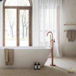 Damixa Silhouet Freestanding - Смеситель для ванны отдельно стоящий