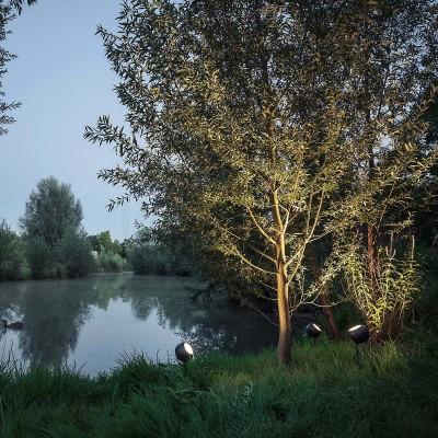 Puude väljavalgustamine haljastuses - IP44.de Shot Tee - 1