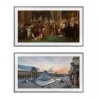 Samsungi kunstiteleri maalivalikusse lisandusid Louvre-i teosed