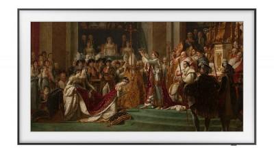 Pilt 3 - Samsungi kunstiteleri maalivalikusse lisandusid Louvre-i teosed