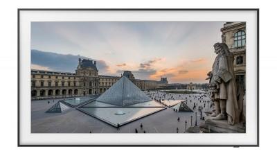 Pilt 2 - Samsungi kunstiteleri maalivalikusse lisandusid Louvre-i teosed