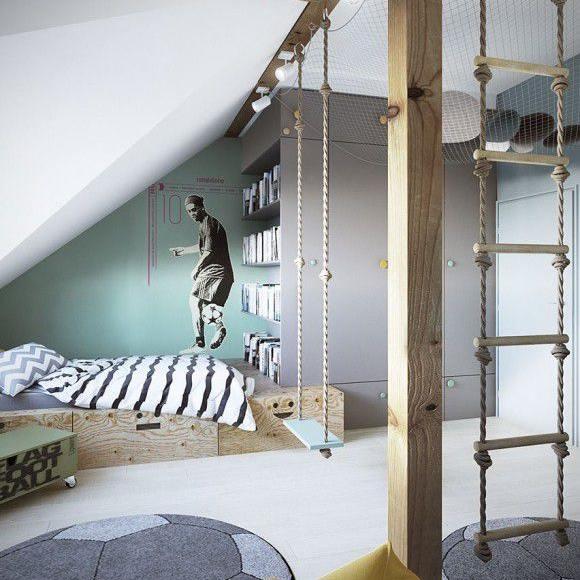 Foto: Creative boys bedroom ideas - thespruce.com