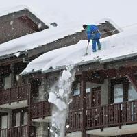 Lumekoormus katustel, mida teha