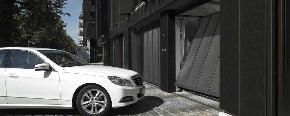 9 - ALTAAN OÜ metal doors, garage doors