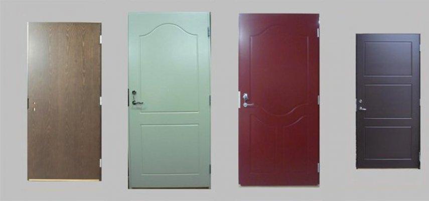 3 - ALTAAN OÜ metal doors, garage doors