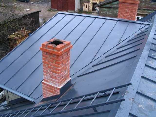 TOODE AS roof works