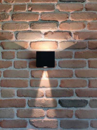 13 - Seina välivalgusti - Led House