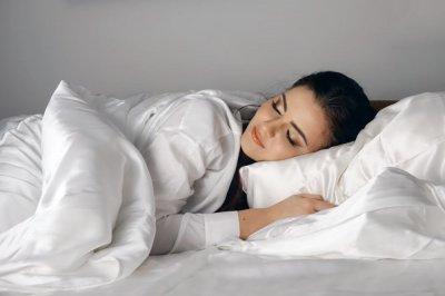 1 - Siidist voodipesu