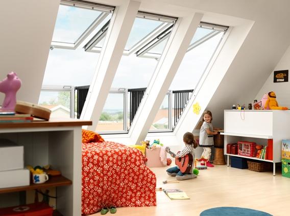 VELUX EESTI OÜ katuseaknad ja aknakatted