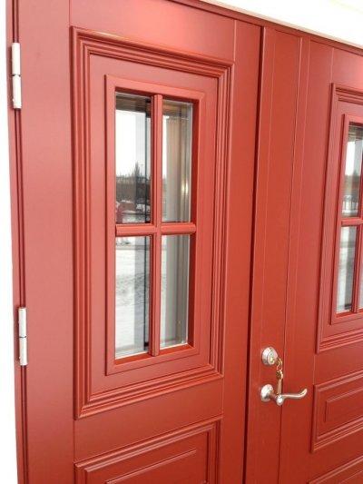 4 - ARU GRUPP AS Изготавливаем окна, двери, лестницы и рубленые дома