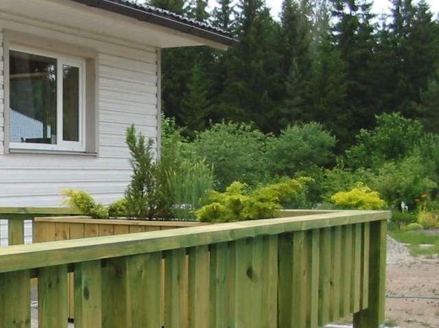 15 - HARJUMAA HALJASTUS OÜ aiakujundusprojektid, haljastustööd, piirdaiad