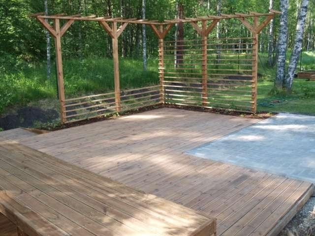 9 - HARJUMAA HALJASTUS OÜ aiakujundusprojektid, haljastustööd, piirdaiad