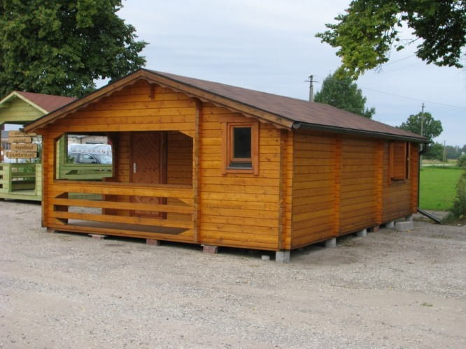 ALAVAINU OÜ pools, bathing barrels, log houses