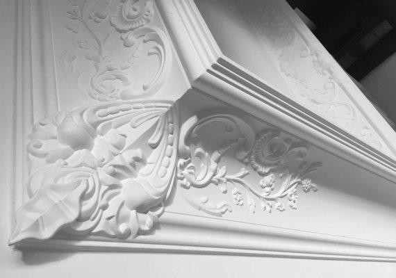 10 - DECOREST DISAIN OÜ Orac Decor mouldings, ceiling medallions, columns