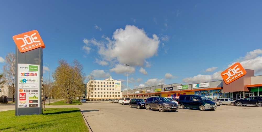 JÕE KESKUS OÜ Sisustuskeskus