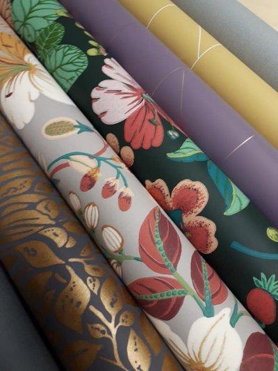 28 - SISUSTUSPLUSS OÜ wallpapers, curtains