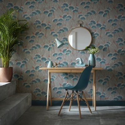 27 - SISUSTUSPLUSS OÜ wallpapers, curtains