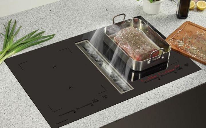 DECOLAND OÜ kvaliteetne köögitehnika, pliidiplaadid, õhupuhastajad